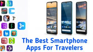 The Best Smartphone Apps For Travelers