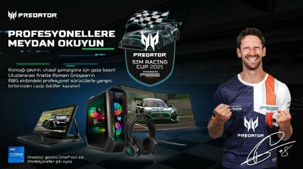 Photo of Acer Predator Sim Racing Cup 2021 Begins!