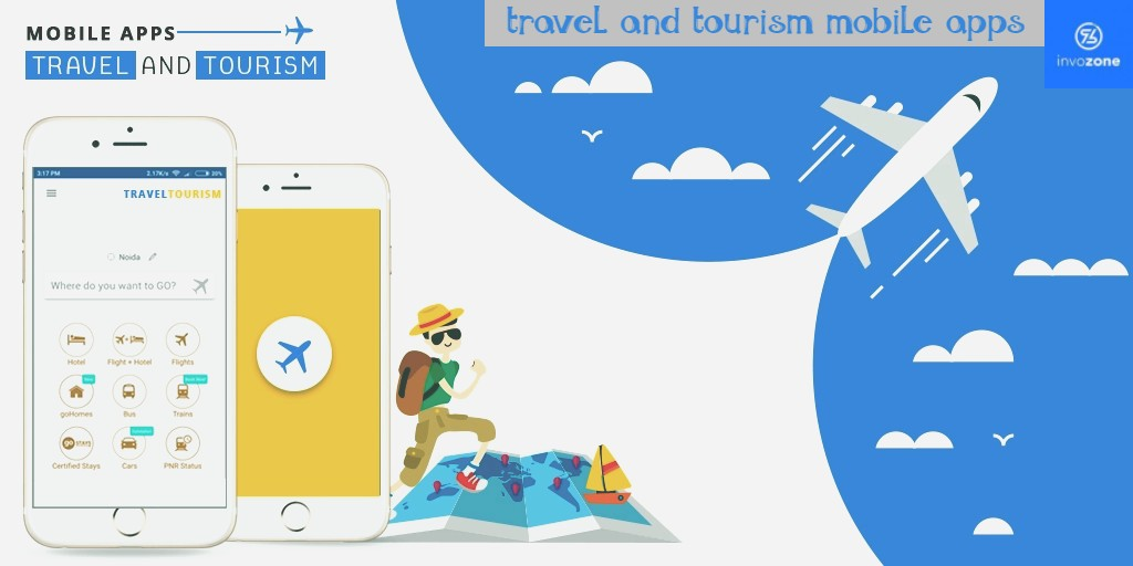 Mobile Applications on The Travel and Tourism